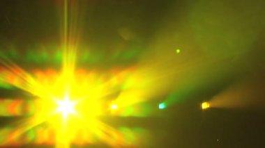 Light Show — Stock Video
