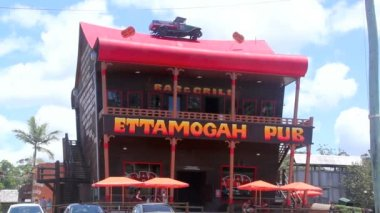 Ettamogah Pub — Stockvideo