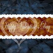 Valentijn hart — Stockfoto