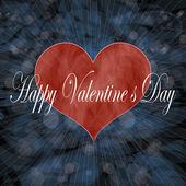 Coração dos namorados — Foto Stock