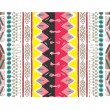 Foto Stock: Native americpattern