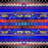 Native american pattern one — Stock Photo
