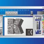 Application window software — Stock Photo