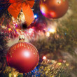 Royalty-Free Stock Photo: Christmas toy on the Christmas tree