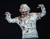 Mumya karanlıkta — Stok fotoğraf