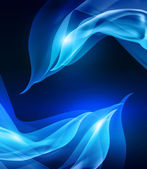 Abstract wave background — Vector de stock