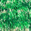 Stock Photo: Garland.Ribbon Christmas festal fluffy garland bright green