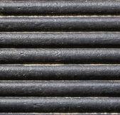 Sfondo nero trama marmo — Foto Stock