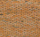 Streszczenie szczegół czerwony ceglany mur tło — Zdjęcie stockowe