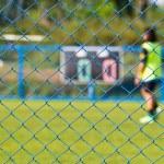 Girls soccer — Stock Photo #33851531