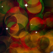 Colorful background with stars — Foto de Stock