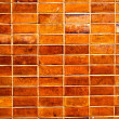 Wall at new house in cholburi thailand — Stock Photo