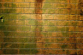 Wall at chonburi — Stock Photo