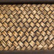 Patterns of weave bamboo in asia. — Stock Photo