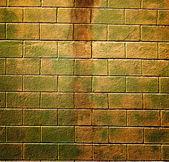 Wall at chonburi — Stock Photo