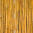 Bamboo fence , at Thai — Stock Photo