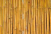 Bamboo fence , at Thai — Stock Photo