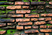 Old wall at thailand — Stock Photo