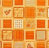 Detail of Portuguese glazed tiles. — Stock Photo
