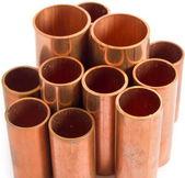 Copper pipe — Stock Photo