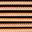 Steel rod — Stock Photo