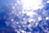 Circular bokeh background — Stock Photo