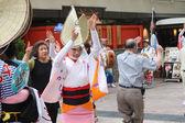 TOKYO, JAPAN-JUNE 2: Fukuro Matsuri festival in Ikebukuro. Conte — Stockfoto