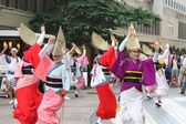 TOKYO, JAPAN-JUNE 2: Fukuro Matsuri festival in Ikebukuro. Conte — Photo