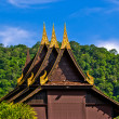 Thai pavilion — Stock Photo