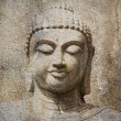Buddha close up portrait — Stock Photo
