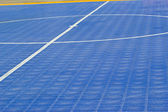 Outdoor futsal field — Stock Photo