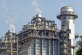 Gaz işleme fabrikası — Stok fotoğraf