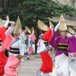 TOKYO, JAPAN-JUNE 2: Fukuro Matsuri festival in Ikebukuro. Conte — Stock Photo #37871081