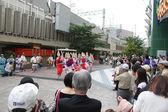 TOKYO, JAPAN-JUNE 2: Fukuro Matsuri festival in Ikebukuro. Conte — Stock Photo