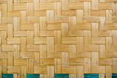 Texture of bamboo weave, background — Stock Photo
