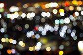 High resolution background with bokeh-spots — Stock Photo