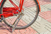Vintage Bycicle — Stock Photo