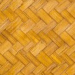 Stock Photo: Weaving bamboo background