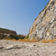 Stockfoto: Sandstone massive mountain landmark