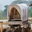 Stock Photo: Wild West cart