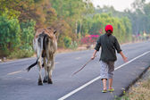 Way of life Countryside in thailand — Stock Photo