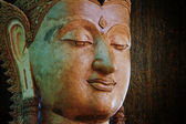 Statue of Buddha space for your text — ストック写真