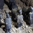 Terracotta soldiers — Stock Photo #13375641