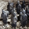 Terracotta soldiers — Stock Photo #13375962