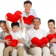 Happy family — Stock Photo #32113245