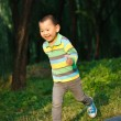 Boy running — Foto de Stock