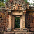 Stock Photo: Phanomrung temple on Thailand Cambodiborder