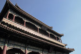 Palace in the forbidden City, Beijing — Stock Photo