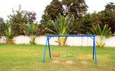 Parque infantil sem filhos — Fotografia Stock