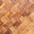 Bamboo wood texture ,Thai handwork — Stock Photo #26400991